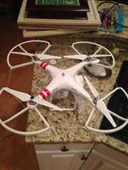 Ouellette & Associates Drone Implemented