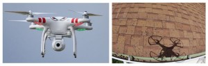 Drones for Roof Inspections - Indiana Claims Service
