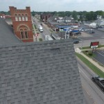Roof Top View from Drone - Ouellette & Associates